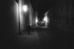 ** (Koprek) Tags: leica m5 summaron ilfordhp5 streetphotography stphotographia stphotography nightlight nightwalk