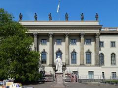 Berlin (Mitte) - Humboldt-Universität (.patrick.) Tags: berlin mitte humboldtuniversität