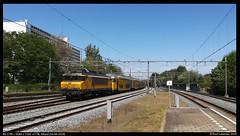 NS 1739-DDM1 7202-NS 1778, Sittard - 24-04-2019 (Teun Lukassen) Tags: ns 1700 ddm1 sittard zuid limburg maastricht haarlem onderhoud trains treinen züge