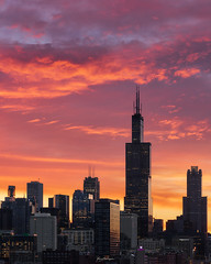 TWISTED (Nenad Spasojevic) Tags: spasojevic sonyimages nenografiacom explore dramatic sonyalpha twisted clouds exploration windycity nenadspasojevicart spring evening sony sunrise sun nenad miops perspective chi 2019 architecture sunlight buildings compression a7riii light chicago illinois il