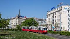 190419 | WL 4047+1446 | Linie 18 | Wien Mariahilf. (srmeijer) Tags: mariahilf wenen oostenrijk