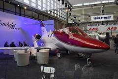 N719SJ Honda Jet (graham19492000) Tags: aeroexpo2019 friedrichshafenairport n719sj hondajet