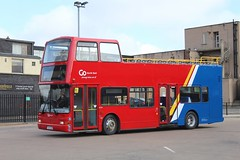 Go North East 6000 / X594 EGK (TEN6083) Tags: peterlee peterleebusstation president plaxton b7tl volvo x594egk 6000 gonortheast transport publictransport bus buses nebuses