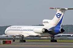 RA-85709 (Nils Mosberg) Tags: vnukovointernationalairport vnukovo ra85709 atlantsoyuzairlines tupolevtu154