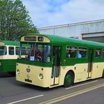 Sunderland Corporation Transport 46 (WBR246) & 48 (WBR248) - 28-04-19