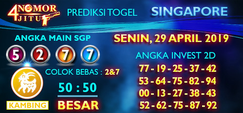 togel singapore result 2019
