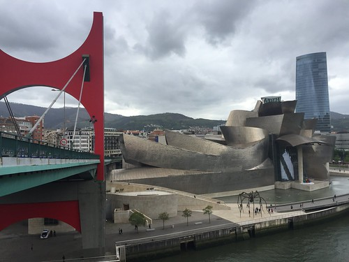 Guggenheim muséo (Bilbao, España 2019)