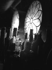 S´aints (Zunkkis) Tags: bar bottles window s´aint