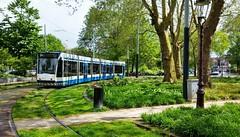 Koningsdagroutes 2019-6 (Peter ( phonepics only) Eijkman) Tags: amsterdam city combino gvb detour omleiding tram transport trams tramtracks trolley rail rails strassenbahn streetcars nederland netherlands nederlandse noordholland holland