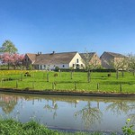 Spring along the Kromme Rijn in Odijk, Netherlands - 2552 thumbnail
