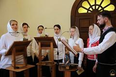 35. Пасхальный молебен в Адамовке 29.04.2019