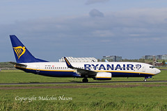 B737-8AS SP-RSE RYANAIR SUN (shanairpic) Tags: jetairliner passengerjet b737 boeing737 shannon ryanairsun sprse