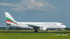 LZ-FBE  Airbus A320-200 -  Bulgaria Air (Peter Beljaards) Tags: msn3780 cfm565
