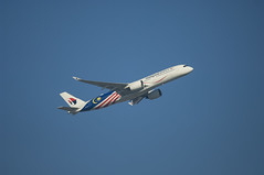 Malaysia Airlines Airbus A350 (AP-B777X) Tags: