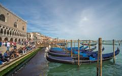 Venice (03) (Vlado Ferenčić) Tags: italy venice veneto venecija sea cityscape gondola nikond600 sigma12244556