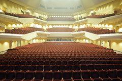 Theatre Royal Concert Hall - From Front (Yorkshire Pics) Tags: 2804 28042019 28thapril 28thapril2019 nottingham nottinghamtheatre nottinghamtheatreroyal theatreroyalnottingham theatreroyalandconcerthall theatre seats rows