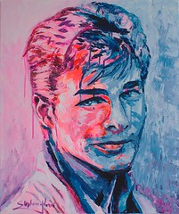 Morten Harket (a-ha) (Stéphane-Hervé's Art) Tags: morten harket mortenharket aha norway takeonme stayontheseroads crywolf cryingintherain huntinghighandlow altrock alternativerock synthpop art arte kunst artwork oeuvredart kunstwerk obradearte painting pintura peinture malerei portrait porträt retrato acrylic acrylicpainting acrylique peintureacrylique acryl acrylmalerei acrílico pinturaacrílica figuratif figurative figürlich figurativo réalisme realism realismus realismo pop popart artpop abstrait abstract abstraction abstracto abstração abstrato abstracción zusammenfassung abstraktion paletteknife couteauàpeindre couteauàpalette peintureaucouteau espátula spatel palettenmesser spachtel spatula cyan cian ciano bleu blau blu blue azul magenta norvège noruega