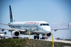 Air Canada E175 YYZ/CYYZ (Sonny Photography) Tags: aircanada e175 embraer aviation avgeek planespotting yyz cyyz toronto pearson international airport nikon 70300mm edited