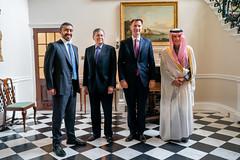 عبدالله بن زايد يشارك في اجتماع اللجنة الرباعية حول اليمن (H.H. Sheikh Abdullah bin Zayed Al Nahyan) Tags: abz abduallabinzayed mofa mofaaic uaefm london yaman quartetermeeting