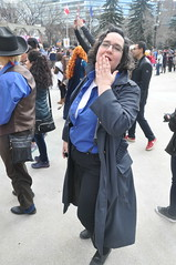 20190426-DSC_6858 (Beothuk) Tags: calgary expo april 2019 parade wonders iamdowntown yyc captain jack harkness cosplay powparade calgaryexpo downtown alberta