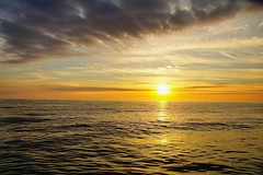 Sunset (prokhorov.victor) Tags: вечер море солнце закат природа пейзаж вода