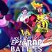 Moleman's Epic Rap Battles #45: Garnet Vs. Firestorm