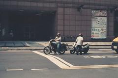 63840033 (li-penny) Tags: pentaxk1000 smcpentaxm11750mm rolleivariochrome banqiao taiwan newtaipeicity 板橋 台灣 新北市 底片 streetsnap