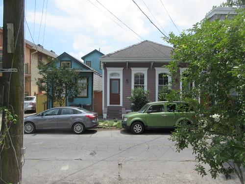 Dauphine Street, Faubourg Marigny