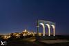 Ujué (jbejaranofoto) Tags: navarra nocturna pueblos ujue urbana horaazul bluehour nightphotography night iluminacion javier bejarano nikon d7200 tokina 1116dxii