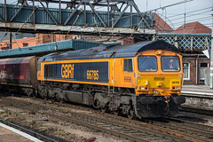66785, Doncaster (JH Stokes) Tags: doncaster gbrf globalbritishrailfreight class66 66785 trains trainspotting tracks transport railways photography