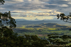 Evening in the valley (Tatters ✾) Tags: tamborine nationalpark view viewpoint valley australia queensland scenicrim