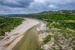 Nueces River, Uvalde, County, TX (J Centavo) Tags: nueces river near 19 mile crossing uvalde county texas