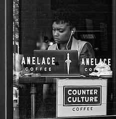 GR (daveson47) Tags: coffee mono monochrome bw blackandwhite street streetphoto window contrast urban ricoh gr city ricohgr people candid minneapolis