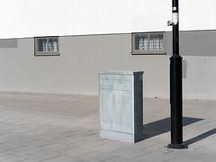 Happyville 2 (Lars Nordström) Tags: urban banal grey newtopographics minimal minimalism