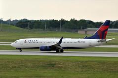 N774DE  CVG (airlines470) Tags: msn 39608 ln 4291 b7378eh 737 737800 delta air lines cvg airport ex gol transportes aereos as prguw transavia airlines phguw n774de