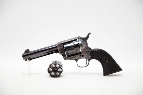 Very fine 1st Generation Colt Single Action Army Revolver, .44 Special ($2,800.00)