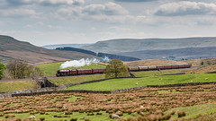 The Dalesman 30-4-2019 (KS Railway Gallery) Tags: dalesman railtour uk steam lms no6201 princess elizabeth s c