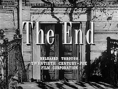 The End (Dill Pixels (THE ORIGINAL)) Tags: theend endtitle film movie cinema bw