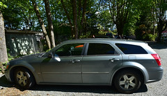 2006 Dodge Magnum SXT (D70) Tags: fortlangley britishcolumbia canada 2006 dodge magnum sxt