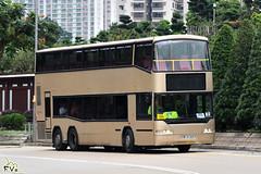 Sun Bus Neoplan Centroliner (N4426/3) 12m (kenli54) Tags: sunbus kmb kowloonmotorbus kowloonbus hongkongbus hongkong ap kr6160 ap144 private neoplan centroliner n4026 n4426 bus buses doubledeck doubledecker noadv