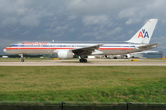 American Airlines - Boeing 757-223 - N188AN (Andy2982) Tags: airliner americanairlines boeing757223 n188an cn32382969 manchesterairport