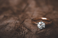 Engagement ring (adolfosuares37) Tags: background band brilliant cut design diamond engagement expensive gemstone gold ideal organic precious ring rock round shine simple wedding wood