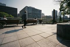 at Higo-bashi OSAKA  @淀屋橋〜肥後橋 大阪 #Film (Sorakiyo) Tags: 業務用100 superwideheliarl bessal voigtlander フィルム film