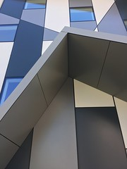 Géométrie urbaine (Iris_14) Tags: geometry architecture abstraction abstract lines angles romandie suisse switzerland vaud prilly
