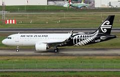 Air New Zealand Airbus A320-271N F-WWDE (ZK-NHC) (RuWe71) Tags: airnewzealandlimited airnewzealand nzanz newzealand auckland airbus airbusa320 airbusa320neo a320 a320200 a320271n a320neo a20n airbusa320200 airbusa320271n fwwde msn8833 zknhc toulouseblagnac toulouseblagnacairport toulouse blagnac aéroportdetoulouse aéroporttoulouseblagnac lfbo tls narrowbody twinjet runway winglets sharklets