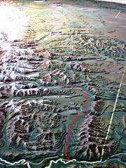 Tour Bus Route (R D C) Tags: 2012 ak denalinationalpark alaska