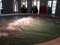 Park Relief Map (R D C) Tags: 2012 ak denalinationalpark alaska