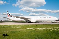 F-GZNO B777 Air France (filipeeesantos) Tags: planespotting paris orly airport planes boeing b777 airfrance