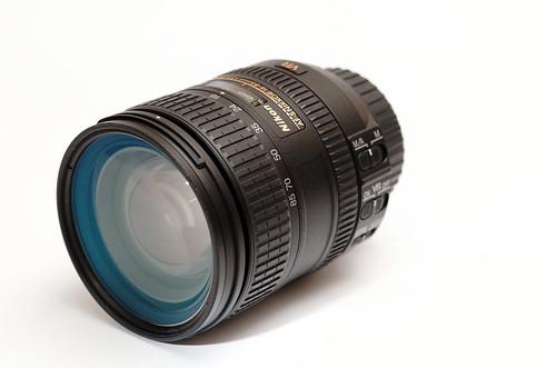 Nikon 16-85mm f/3.5G