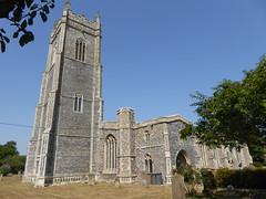 St Andrew's, Walberswick (Aidan McRae Thomson) Tags: walberswick church suffolk medieval architecture